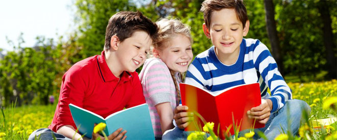 Что почитать ребенку 8 лет