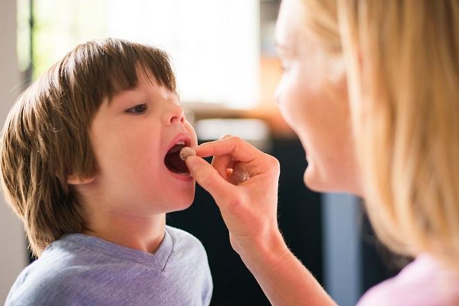 Витамины для ребенка 2 лет для укрепления иммунитета
