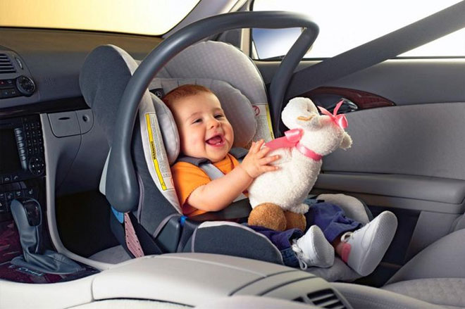 Правила перевозки детей в автомобилев2018году