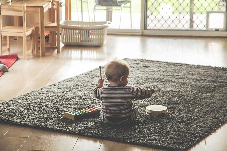 Какие игрушки обязательно нужны ребенку?