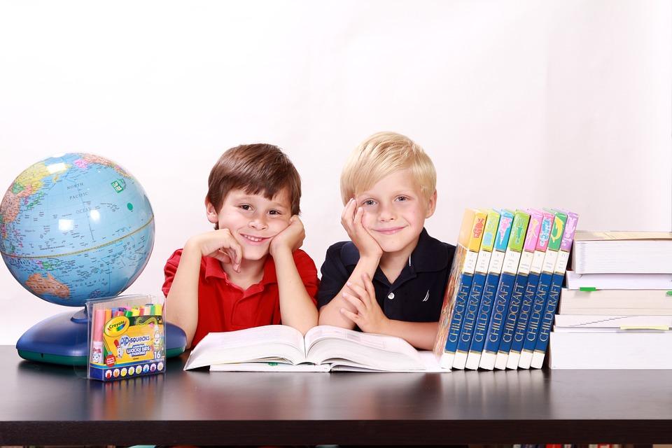 Готовим к школе малышей. 6 важных моментов