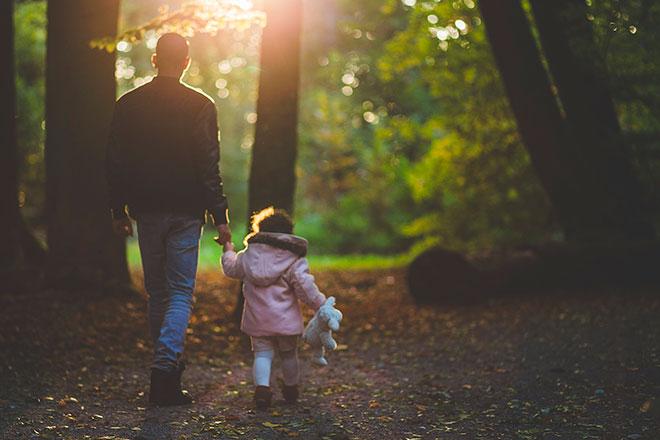 5 вещей, которым дочку должен научить папа