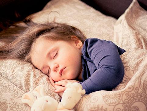 6 правил спокойного сна ребенка