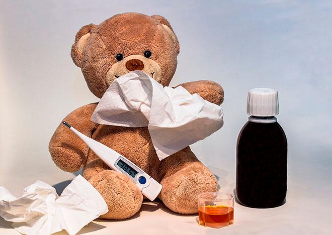 Что делать, чтобы дети не болели целый год