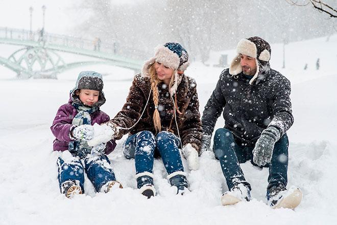 Когда наступит зима в Москве в 2019 году